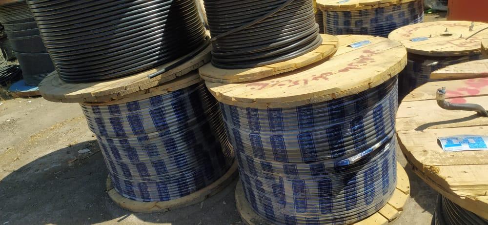 قیمت کابل برق ۲۵*۱ آلومینیومی خاکی با مشخصات NA2xy در ایلام