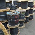 فروش انواع کابل های جوش در ایلام