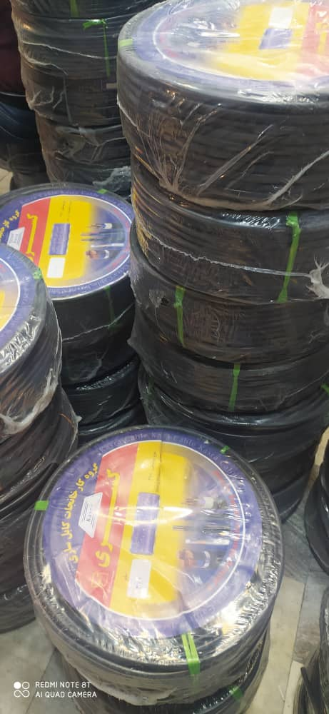 فروش انواع سیم مفتولی مسی در ایلام